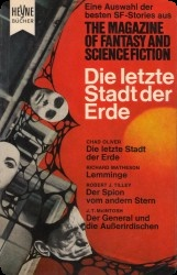 Magazine of Fantasy and Science Fiction  12